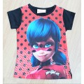 Camiseta LADY BUG topos