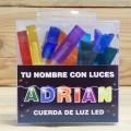 LETRAS LED ADRIAN