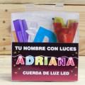 LETRAS LED ADRIANA