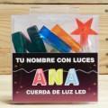 LETRAS LED ANA
