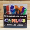 LETRAS LED CARLOS