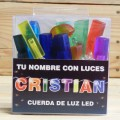 LETRAS LED CRISTIAN