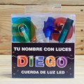 LETRAS LED DIEGO