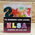 LETRAS LED ELSA