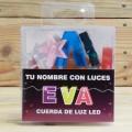 LETRAS LED EVA