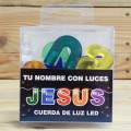 LETRAS LED JESUS