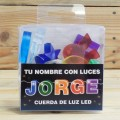 LETRAS LED JORGE