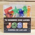 LETRAS LED JOSE
