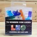LETRAS LED LEO
