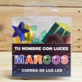 LETRAS LED MARCOS