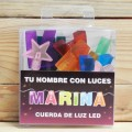 LETRAS LED MARINA