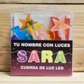 LETRAS LED SARA