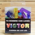 LETRAS LED VICTOR