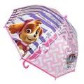 Paraguas burbuja Skye Patrulla Canina