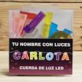 LETRAS LED CARLOTA