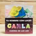 LETRAS LED CARLA