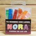 LETRAS LED NORA