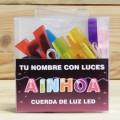LETRAS LED AINHOA