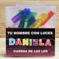 LETRAS LED DANIELA