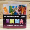 LETRAS LED EMMA