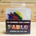 LETRAS LED PABLO
