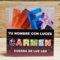LETRAS LED CARMEN