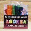 LETRAS LED ANDREA