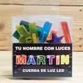LETRAS LED MARTIN