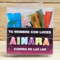LETRAS LED AINARA