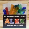 LETRAS LED ALEX