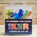 LETRAS LED IKER