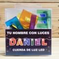 LETRAS LED DANIEL
