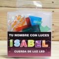 LETRAS LED ISABEL