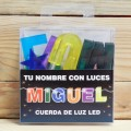 LETRAS LED MIGUEL