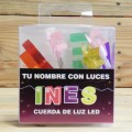 LETRAS LED INES
