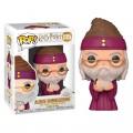 Figura POP Dumbledore con bebé Harry