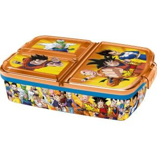 Sandwichera Dragon Ball con compartiment