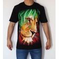 Camiseta León Rastas adulto