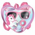 Bolso Unicornio con gafas y accesorios