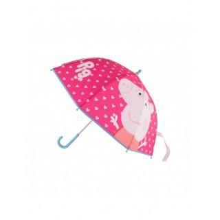 Paraguas manual Peppa Pig