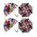 Paraguas automático Spiderman